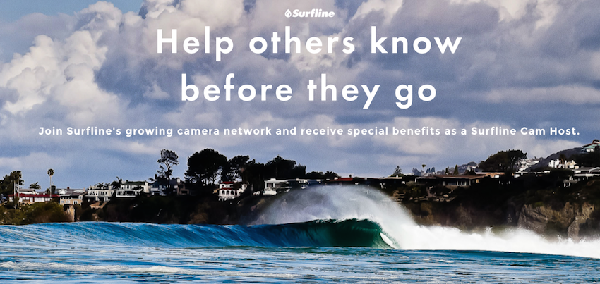 how can i suggest a new surf cam location surfline support center
